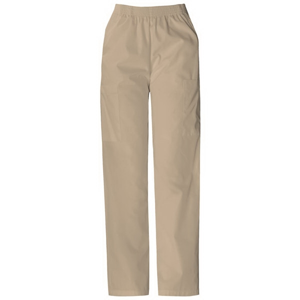 Dickies (r) - Khaki - Sa850506 Elastic Waist Scrub Pant - 20 Colors Available Photo