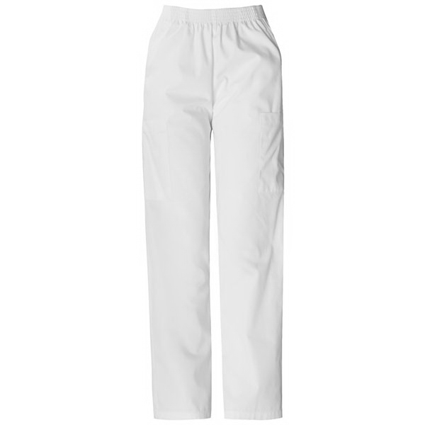 Dickies (r) - Dickies White - Sa850506 Elastic Waist Scrub Pant - 20 Colors Available Photo