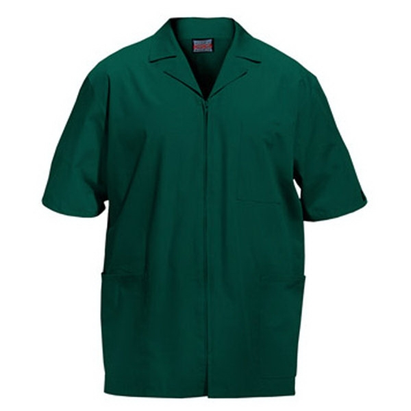 Cherokee - Hunter - Sa4300 Men's Zip Front Scrub Jacket - 11 Colors Available Photo