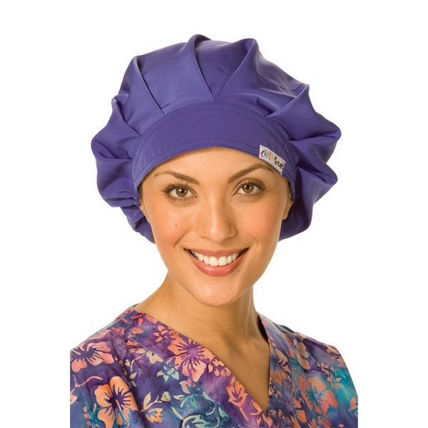 Crazy Scrubs - Ladies Microfiber Surgical Hats - 12 Colors Available Photo