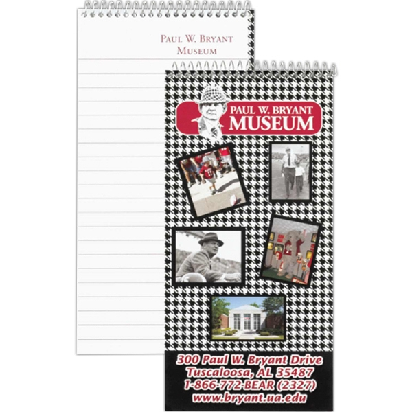 Reporter Notebook With Square Corners And 40 Sheets Photo