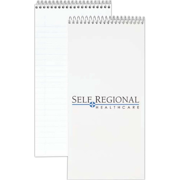 Econo - Economy Reporter's Notebook With 50 Sheets And White 15 Pt. Front Cover Photo