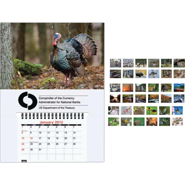 Small Wall Calendar Photo
