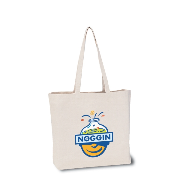 "Embroidery - Tote Bag Made Of 13.5 Oz. Canvas With Top Velcro (r) Closure And 32"" Straps Photo"