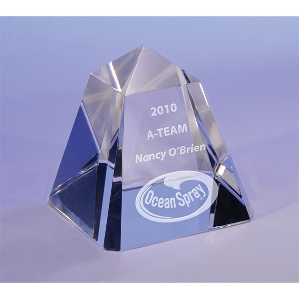 Integrity - Integrity Crystal Award By Crystal World Photo