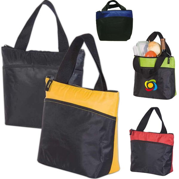 Glacier - Cooler Tote Made Of 70 Denier Nylon Photo