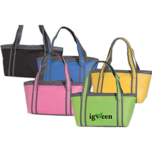 Splash - Cooler Tote Made Of Non-woven Polypropylene Photo