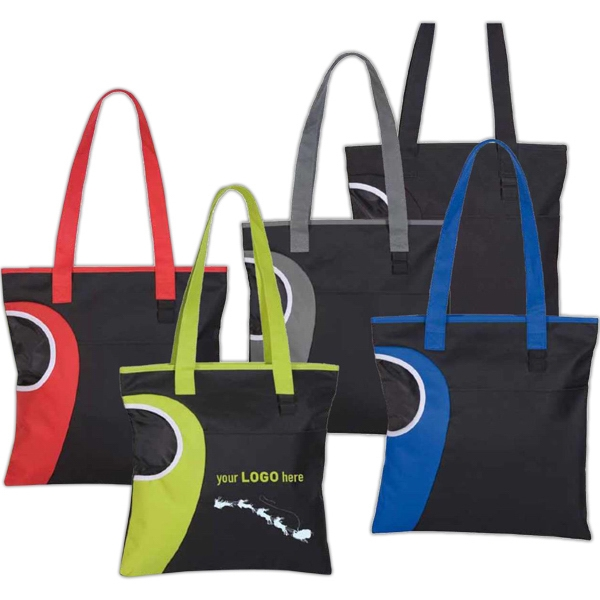 "Ripple - Tote Bag With 28"" Shoulder Strap Photo"