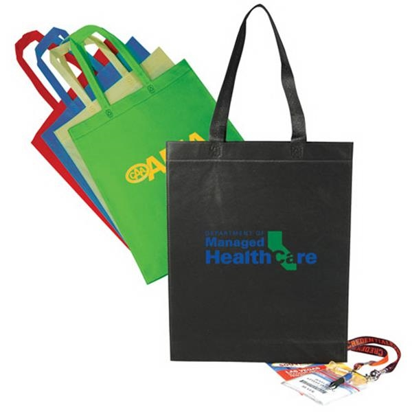 Stitchless Shopping Tote Bag Made Of 80gm Non-woven Polypropylene Photo