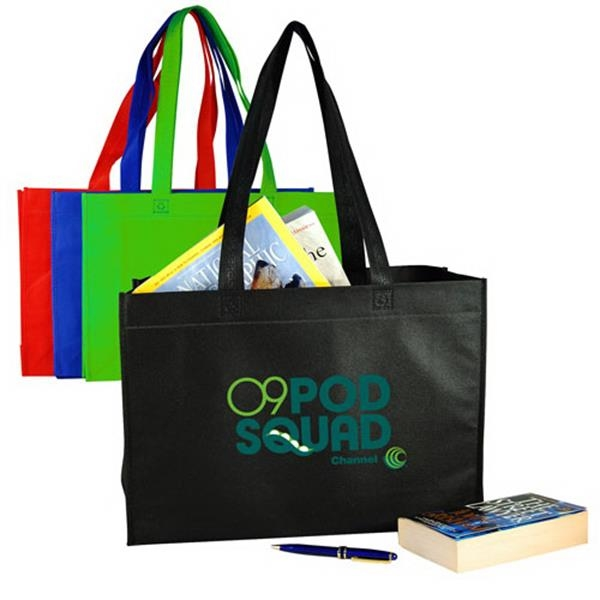 Non-woven Tote Bag With Full Gusset Photo