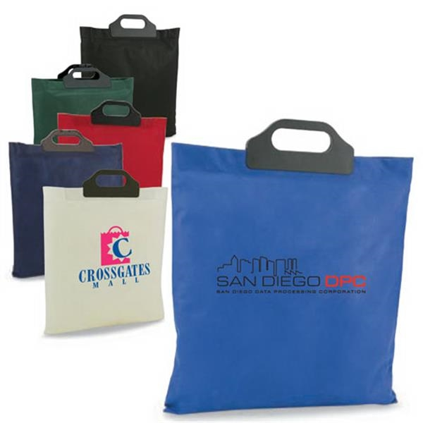 "Non-woven Tote Bag, 15 3/4"" X 15"" Photo"