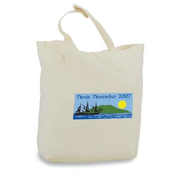 Light Weight Cotton Tote Bag Photo