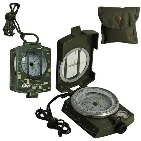Prismatic - Metal Prismatic Compass, Military Model Photo
