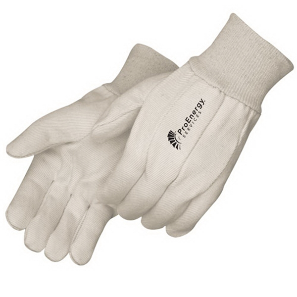 12 Oz. Heavy Duty Canvas Work Gloves Photo
