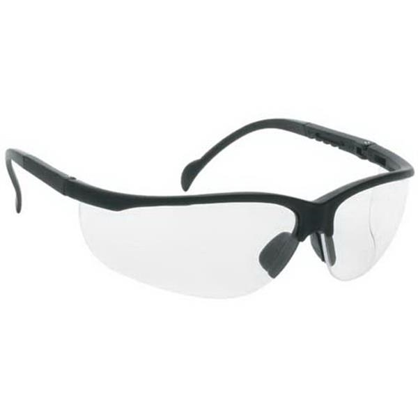 Clear Anti-fog Lens - Wrap-around Safety Glasses Photo