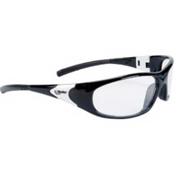 Clear Lens - Sports Style Safety Glasses Photo