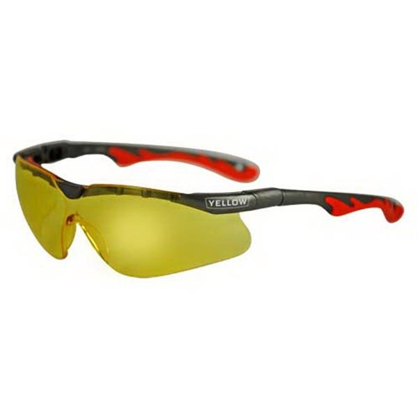 Premium - Safety Glasses With Amber Lens Photo