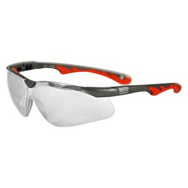 Premium - Sports Style Safety Glasses With Clear Lens Photo