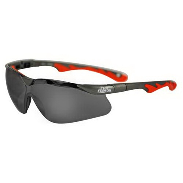 Premium (r) - Sports Style Safety Glasses With Amber Lens Photo