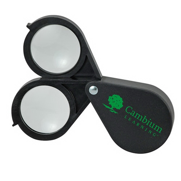 16x Double-lens Folding Magnifier Photo