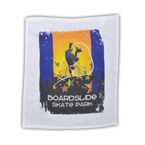 "Standard Print - Rally Towel, 15"" X 17"" Photo"