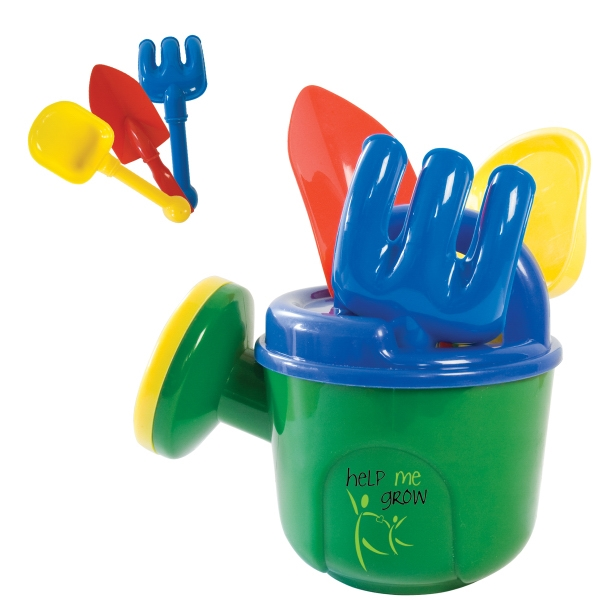 Toy Gardening Kit Photo