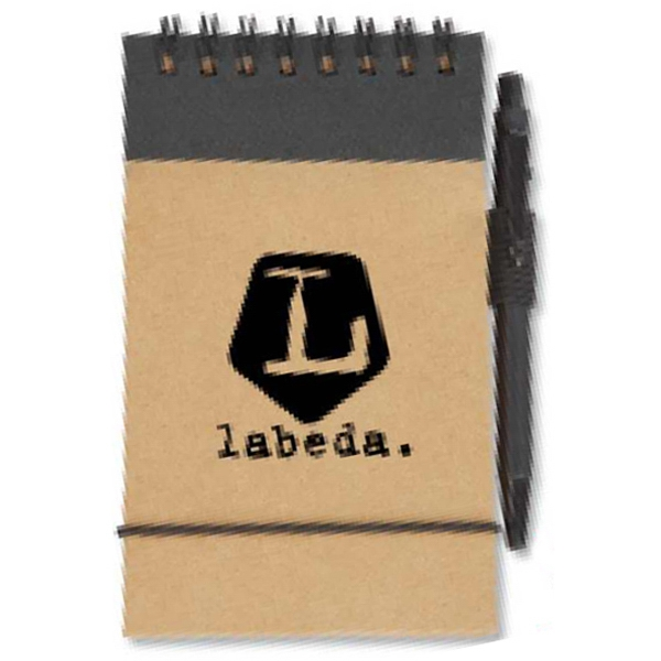 Targetline - Eco Pocket Jotter With Micro-pen Photo