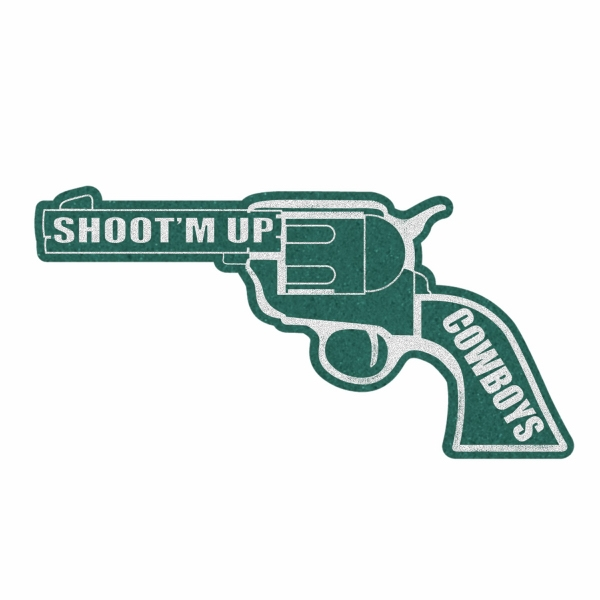 "Foam 10"" Pistol Novelty Toy Photo"