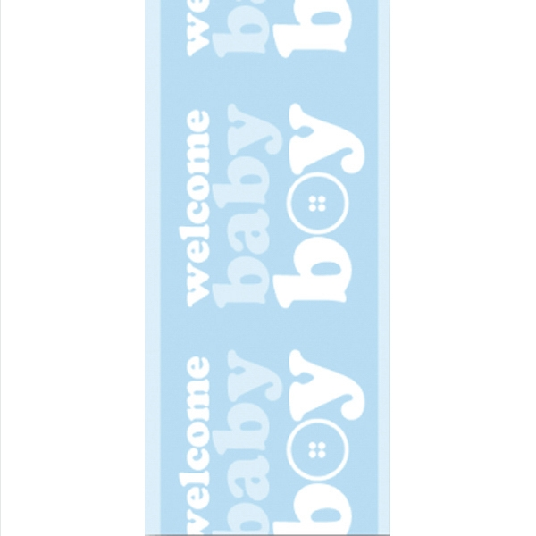 Tapetastic (r) - Baby Boy - Repositionable Designer Tape. Acid Free And Photo Friendly Photo