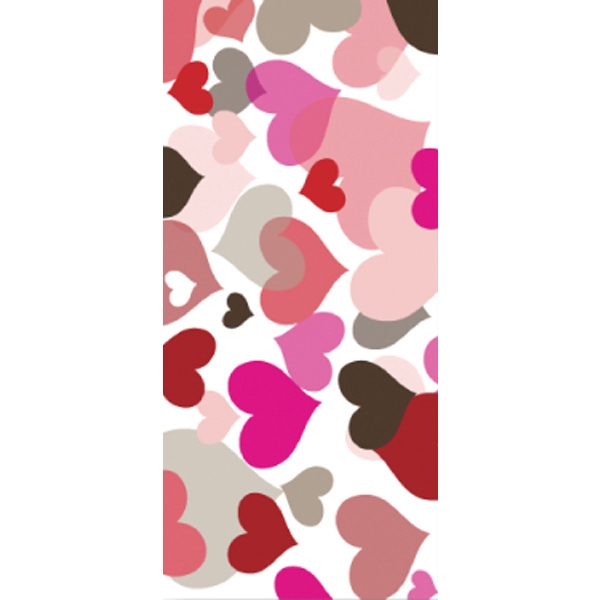 Tapetastic (r) - Hearts - Repositionable Designer Tape. Acid Free And Photo Friendly Photo