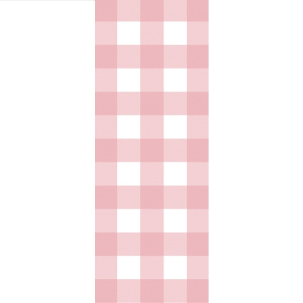 Tapetastic (r) - Gingham - Repositionable Designer Tape. Acid Free And Photo Friendly Photo