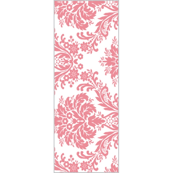 Tapetastic (r) - Damask - Repositionable Designer Tape. Acid Free And Photo Friendly Photo