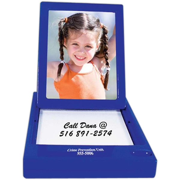 Pop up picture frames with notepad