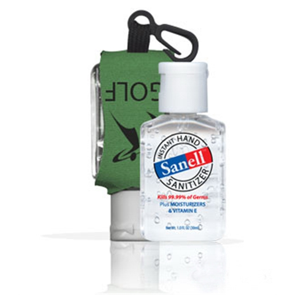 Sanell (r) - Buy 1 Oz Hand Sanitizer Leash And Get Sanell® 1 Oz Bottle Free Photo