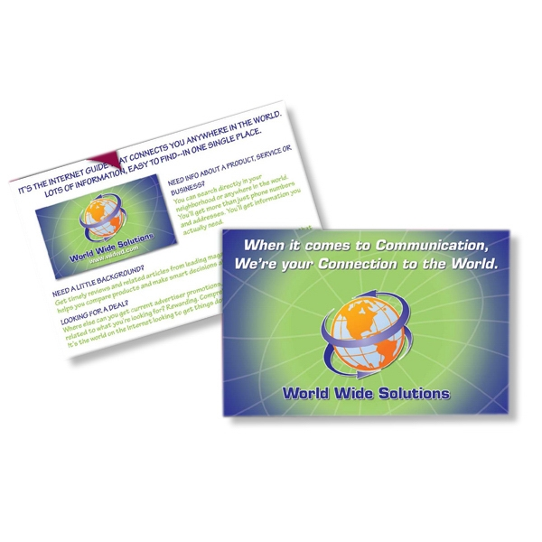 Tip On Romance 5-3/16 x 8 Direct Mail Postcard