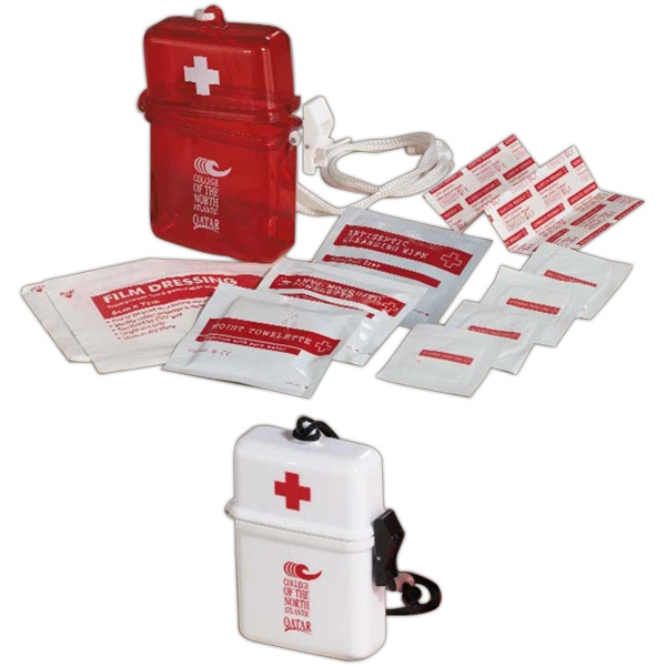 Waterproof First Aid Kit Photo