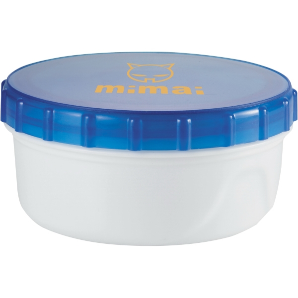 Sandwich To Go Cool Gear (r) - Snack Container With Freezable Gel In Lid Photo