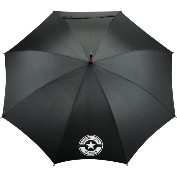 Ecosmart (r) - Stick Umbrella Made Of 51% Pet Photo