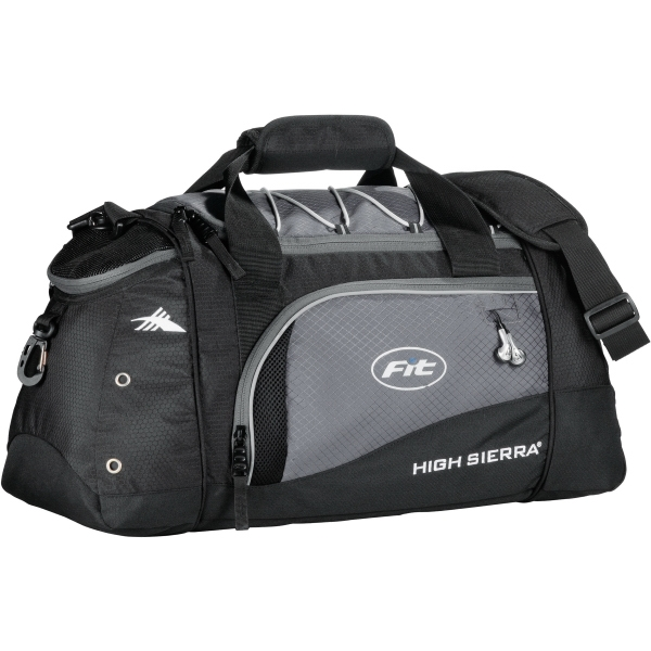 High Sierra (r) Deluxe (r) - Sport Duffel Bag Made Of 600d Polycanvas Photo