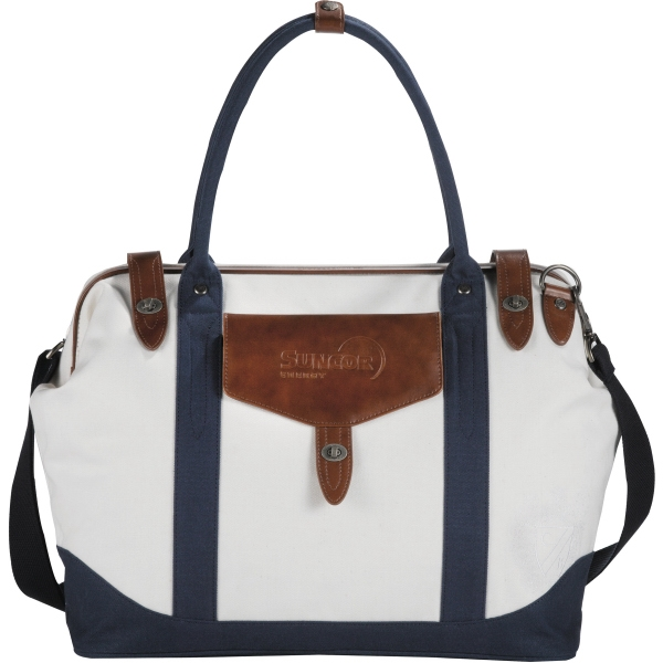 Legacy Cutter & Buck (r) - Duffel Bag Made Of Cotton Canvas Photo