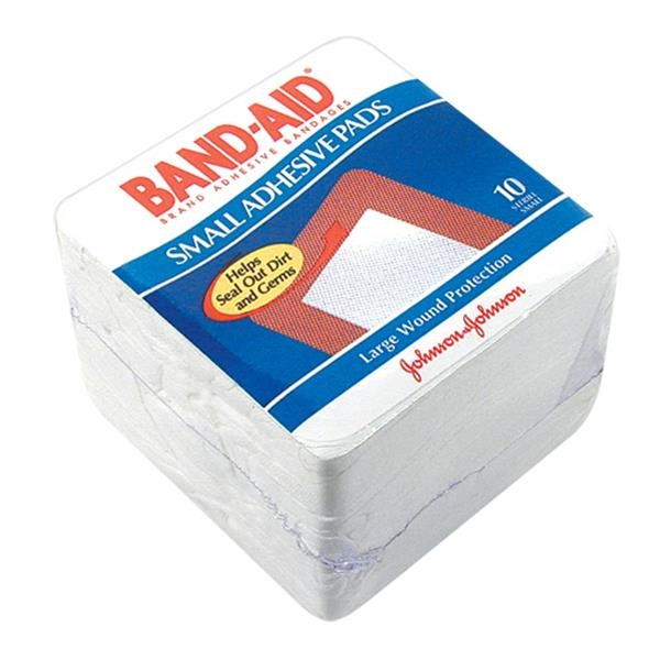 Smasht (tm) - Bandaid Box - 5.5 Ounce Or Equivalent Square Cube Shaped Compressed T-shirt Photo
