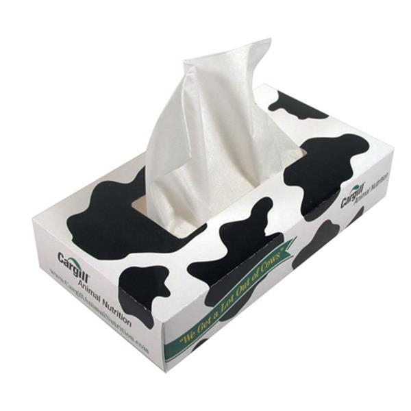 Sniftypak (tm) - Economy Facial Tissue Box Photo