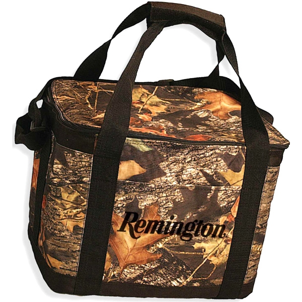 Camouflage Cooler Has Waterproof Liner Photo
