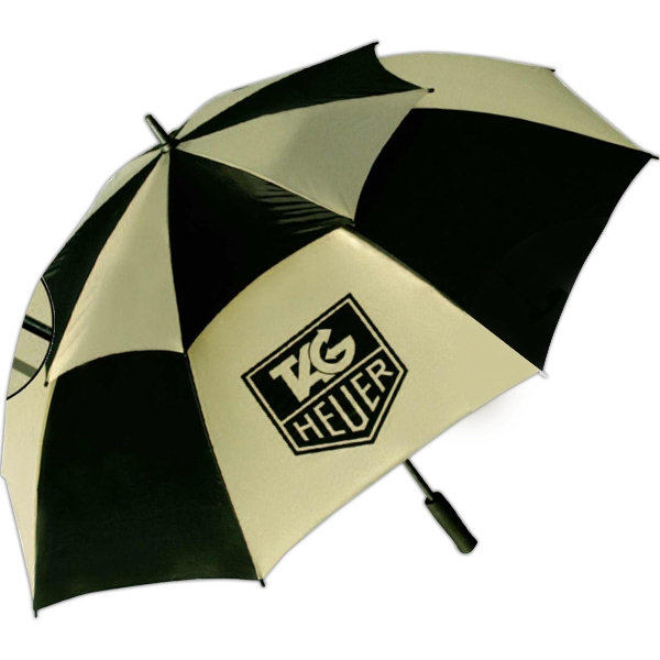 Storm Chaser - Vented Golf Umbrella With Double Frame Construction For Maximum Ventilation Photo