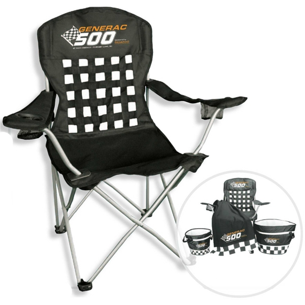 Racing - Lounger With Safety Netting In Back Photo
