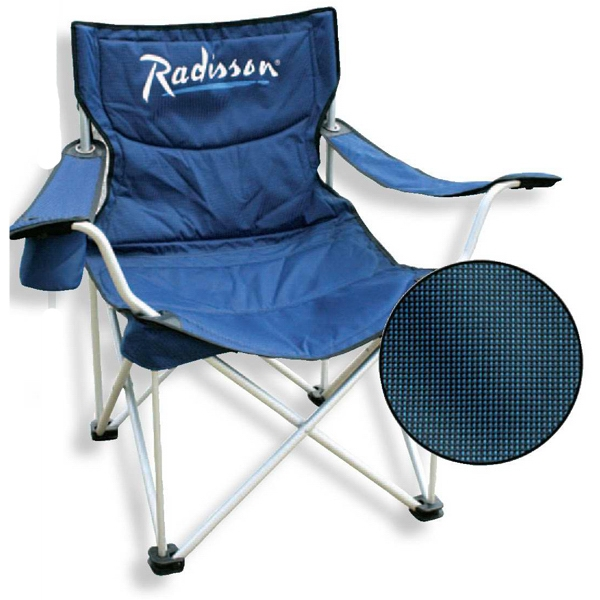 Premium - Camp Chair With Aluminum Frame, Insulated Drink Holder, Extra Wide Photo