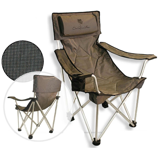 Elite - Heavy Gauge Aluminum Frame Lounger Photo