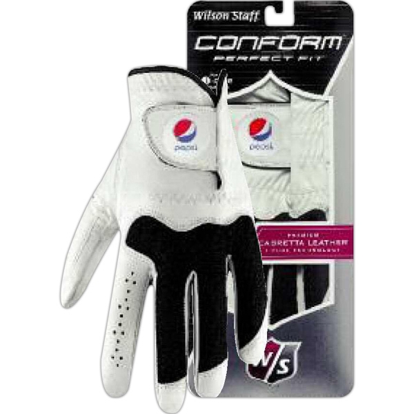 Wilson Staff (r) - Golf Glove With Breathable Mesh On The Back Of The Hand For Greater Flexibility Photo