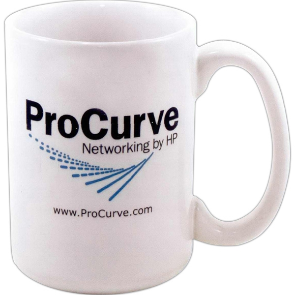 Ceo - 5 Working Days - Direct Screen Stoneware Mug With D-handle, 15 Oz Photo