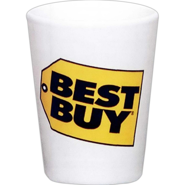 Collector Cup/ceramic Shot Glass, 1.5 Oz., In Classic Styling Photo